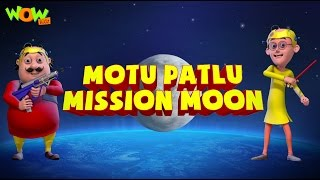 Motu Patlu Mission Moon - Movie - ENGLISH & FRENCH SUBTITLES!