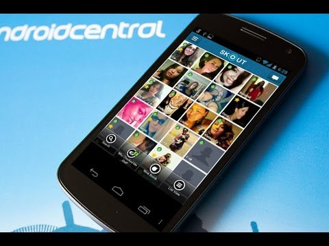 Skout for Android - Review