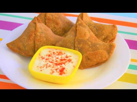 उपवासाचा समोसा | Upwas Samosa | Navaratri special food | How to make samosa