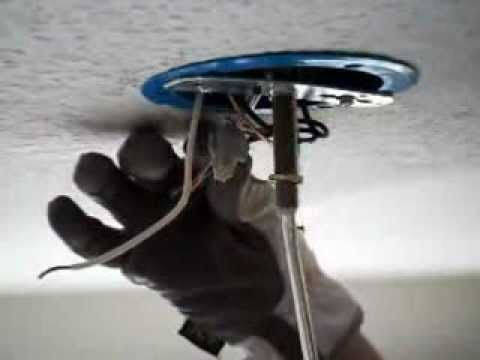 DIY: How to Remove a Light Fixture