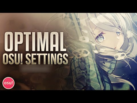 osu! - The Best Settings for Improving