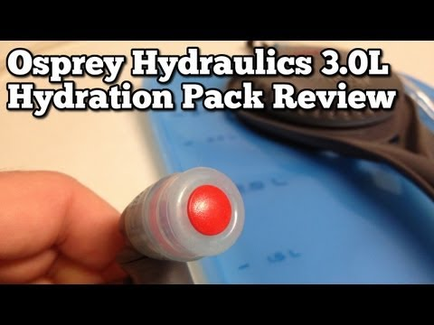 Osprey Hydraulics 3.0L Hydration Pack Review | Adventure Strong