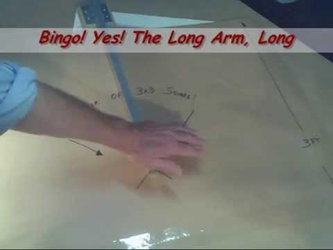 Long Arm Long Reach Long Throat Hole Punch