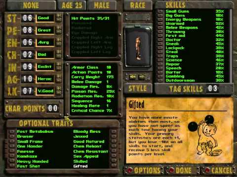 Fallout 2: The Unarmed Guide