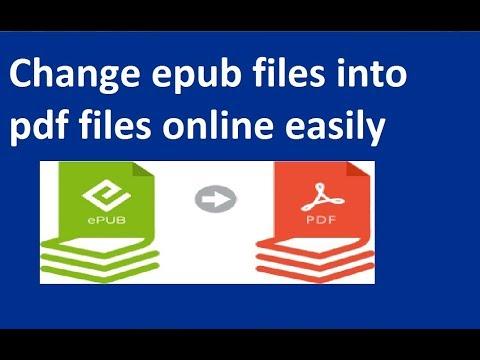 How to convert epub file  to pdf||epub to pdf converter||epub to word converter online||epub to pdf
