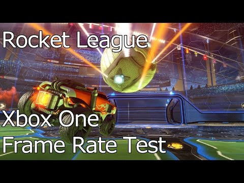 Rocket League - Xbox One - Frame Rate Test