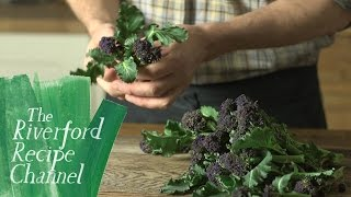 How to Cook Purple Sprouting Broccoli