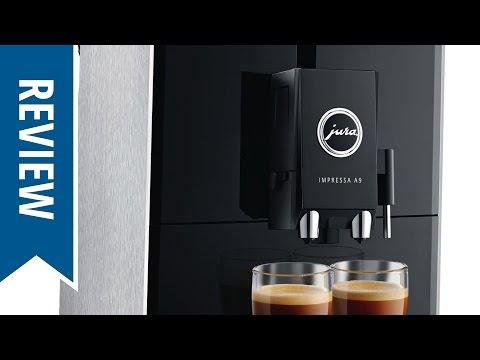 Review: Jura Impressa A9 Espresso Machine