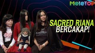 Rare bila Sacred Riana bercakap! | Indonesia | Aura Kasih, Brooklyn Alif Rea | Nabil Neelofa