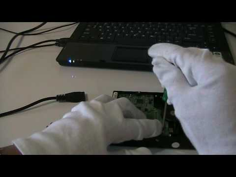 DIY How to repair a completely dead hard drive with fried circuit board