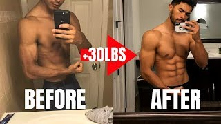 My Secret To GAINING Muscle | Advice From a Super Skinny Guy