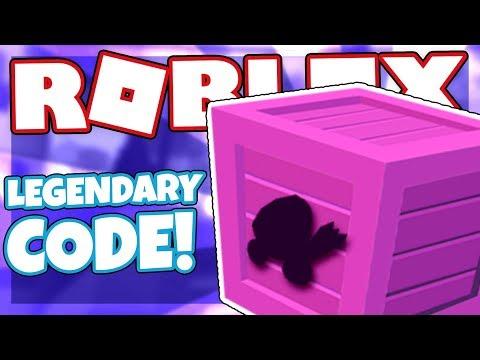 CODE FOR A *LEGENDARY* HAT CRATE | Roblox Mining Simulator