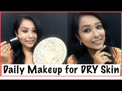 Daily Office Makeup   Dry Skin   affordable