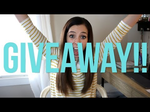 January Favorites and GIVEAWAY!!!