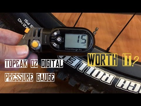 TOPEAK Digital Pressure Gauge || Worth it?