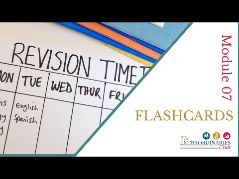 How to create revision flashcards that boost your memory