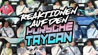 JP Performance - Porsche Taycan | Die Reaktionen!