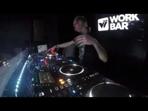 Moog Conspiracy and Theo Komp at Work Bar (London)