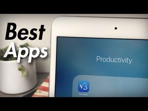 Best iPad Apps - Productivity