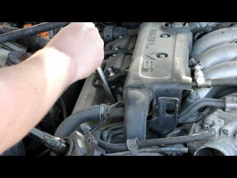 How to Change Coil Over Plug Spark Plugs Acura