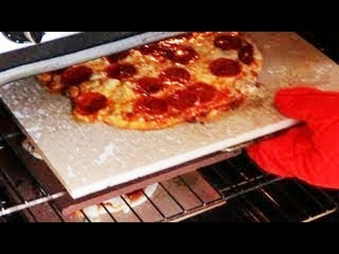 How To Make a Pizza Stone from ordinary tile
