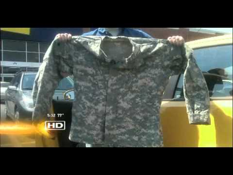 Military equipment for sale on internet  Fort bragg  NC abc11.com