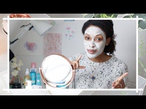 Self-Actualization • Night Skincare - Routine Soir Acné Peau mixte à grasse ~ Ursula