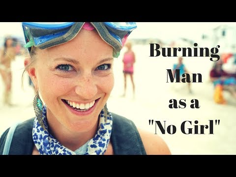 Burning Man as a