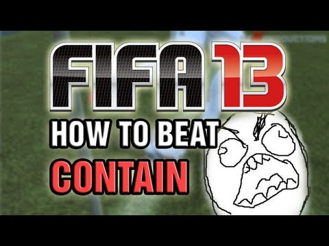 FIFA 13 - How To Beat Contain [Tips]