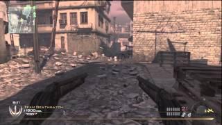 Call of Duty Modern Warfare 2: Model 1887 akimbo montage - PakVim