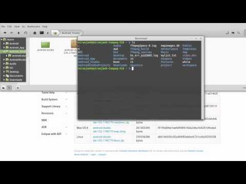 Session 1 - How To Install Android Studio In Linux And Its Derivaties Easily
