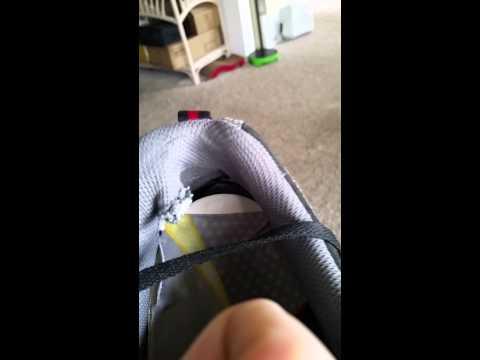 Velcro Shoe Heel Fix.