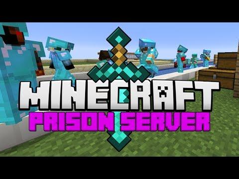Minecraft: OP Prison #3 - SAPLING AND APPLE FARM! (Minecraft Prison Server)