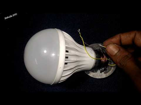 Very Easy Free Energy Experiment Make at Home - solarenergy