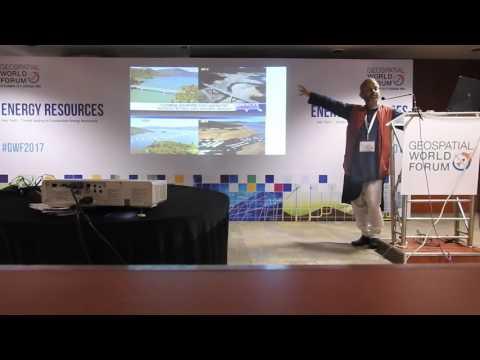 Geospatial World Forum 2017 - Ritesh Arya
