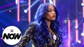 Sasha Banks looking to become The Boss of the Cell: WWE Now