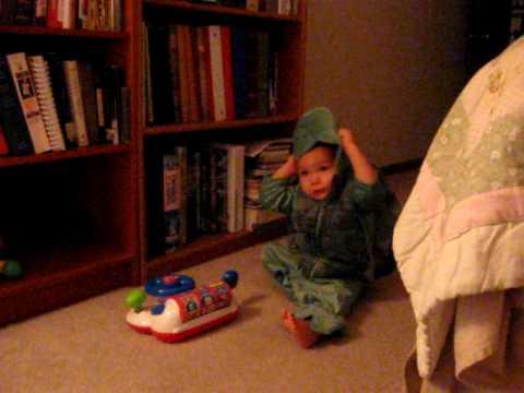 Turtle costume!
