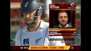 Shakib Al Hasan 7/36 vs New Zealand - 1st Test 2008