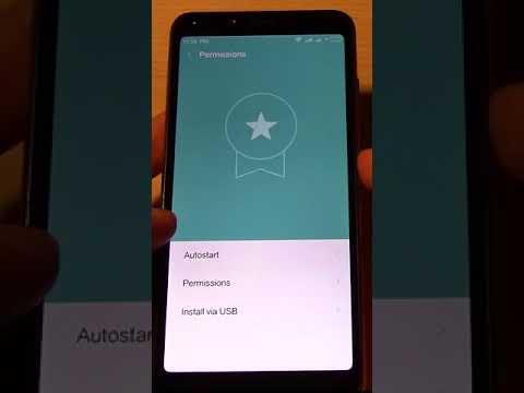 Google Contacts Not Syncing Fix - Xiaomi Redmi 6 MIUI - Part 4 - Enable Permissions