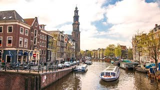 How Expensive is AMSTERDAM, Netherlands? Walking Tour, Food & More