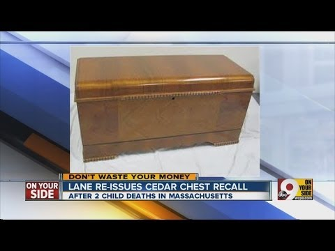 Warning about cedar chests