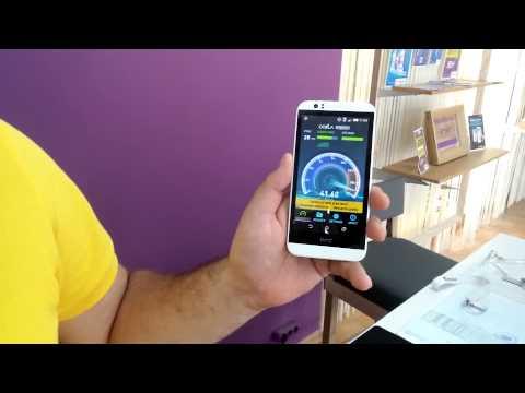 Demonstratie 4G
