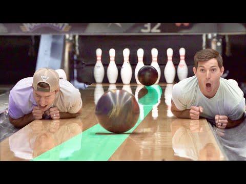 Bowling Trick Shots 2 | Dude Perfect
