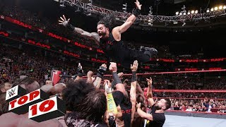 Top 10 Raw moments: WWE Top 10, July 9, 2018