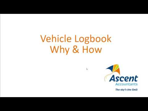 Motor Vehicle Logbook Demo