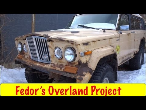 Fedor's Camper Van Project