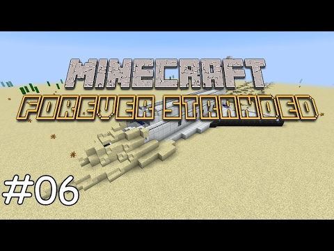 Minecraft Forever Stranded - E06 Cooling Tower für lange Sommertage