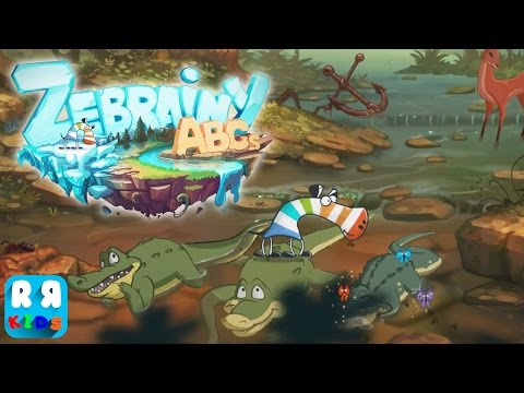 Zebrainy ABCs (By Zebrainy Limited) - Best Learning Apps for Kids | Education