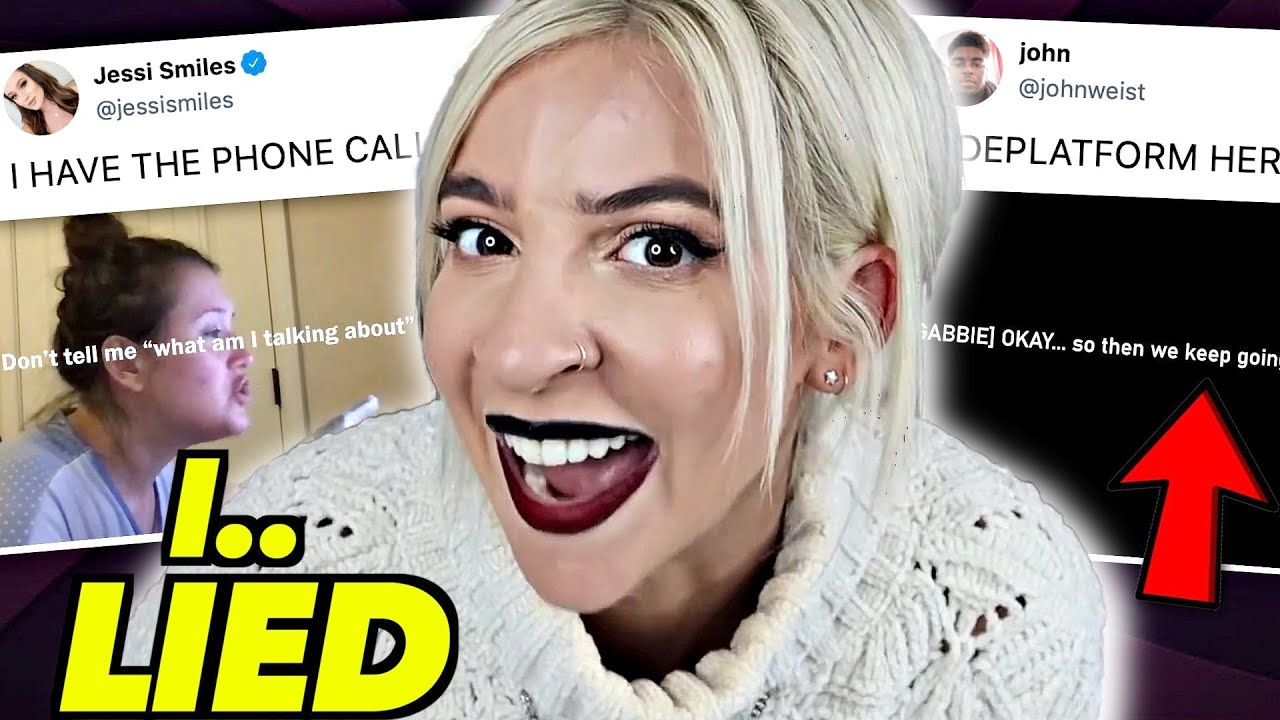 Gabbie Hanna LIED This Whole Time..
