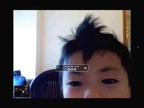 Skype call to Hong Kong